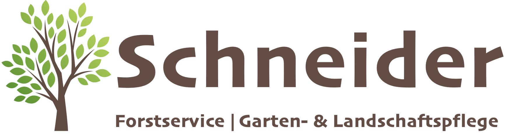 Schneider Forstservice | Garten & Landschaftspflege
